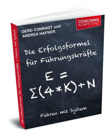 Buch: Die Erfolgsformel für Führungskräfte